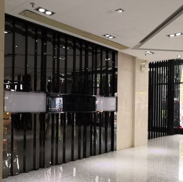 What is black titanium stainless steel sheet?