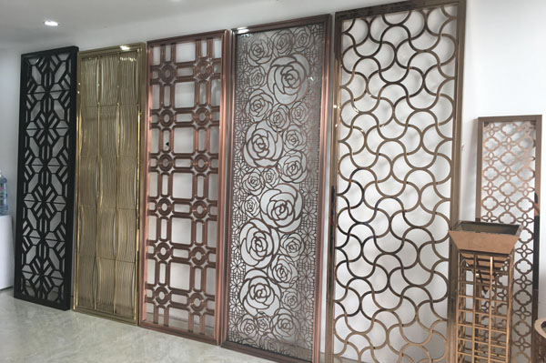 china color decorative stainless steel screens custom made