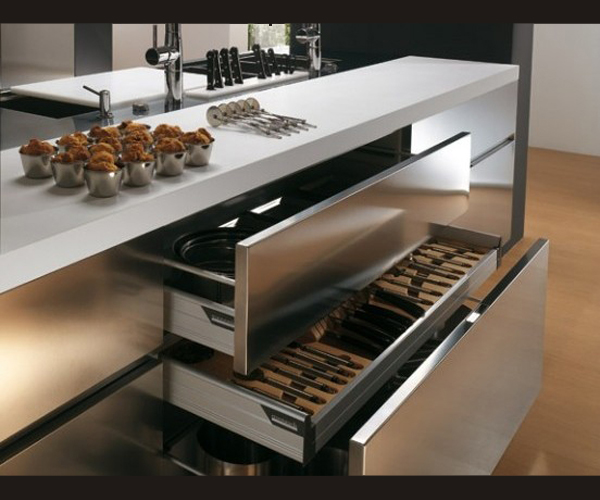 china Stainless steel kitchen cabinet