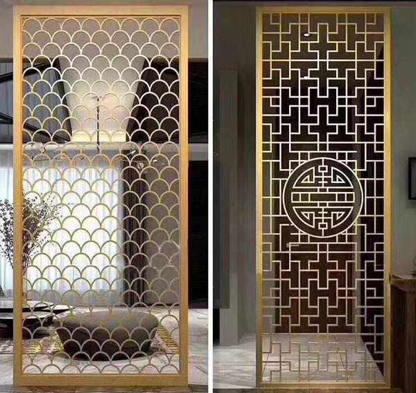 How to design the best stainless steel decorative screen?