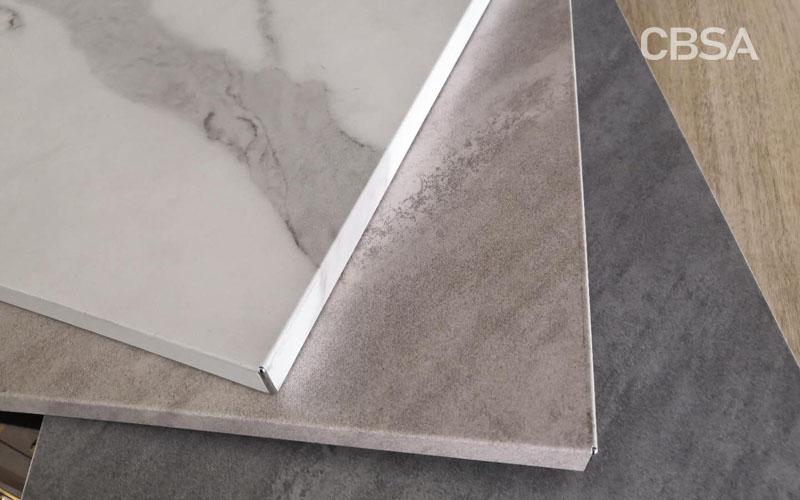 stainless steel Kitchen cabinet door panel