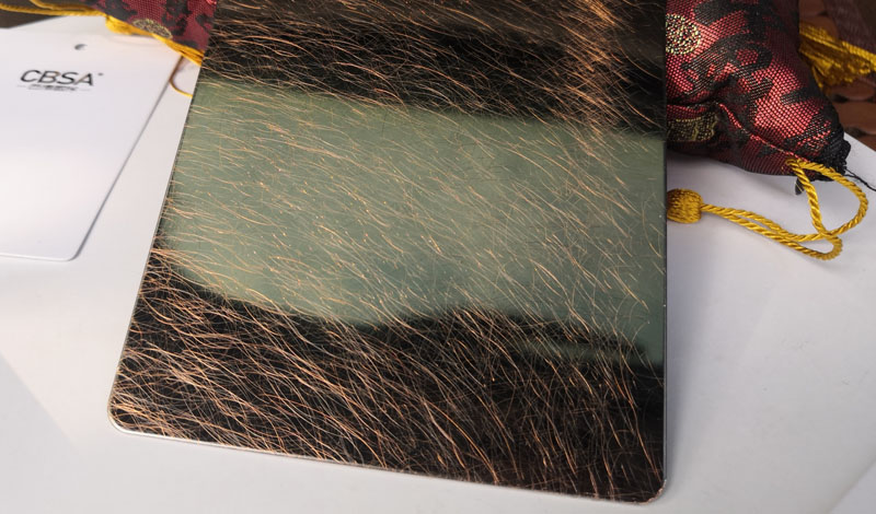 Color stainless steel sheet price per kg in India