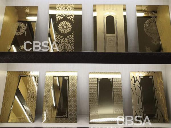 china elevator decorative design sheetsupplier
